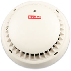 Careline-linked Smoke Detector